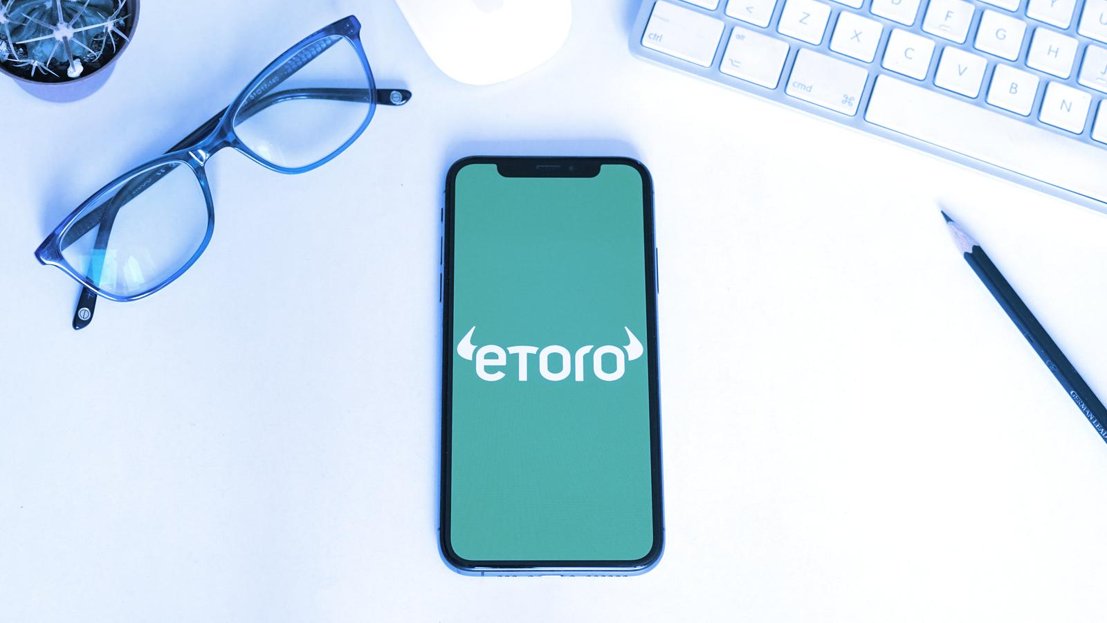 eToro Launches Investor Index of Top DeFi Tokens