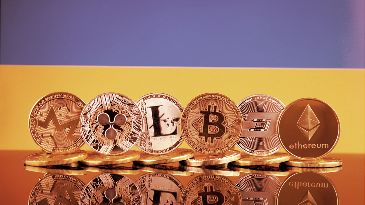 Bitcoin-Hungry Ukraine Moves to Legalize Cryptocurrency