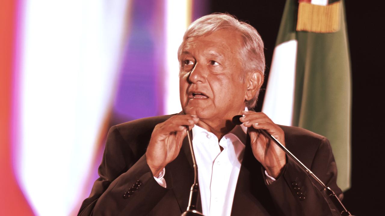 Mexico Won't Adopt Bitcoin as Legal Tender: President Lopez Obrador