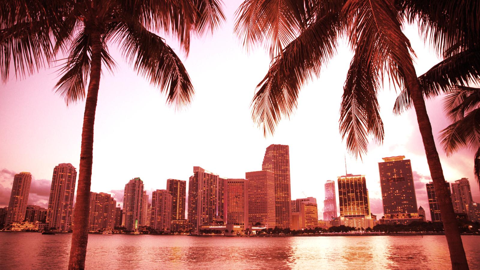 'City-Centric' Crypto MiamiCoin Nets $7.8 Million for City of Miami