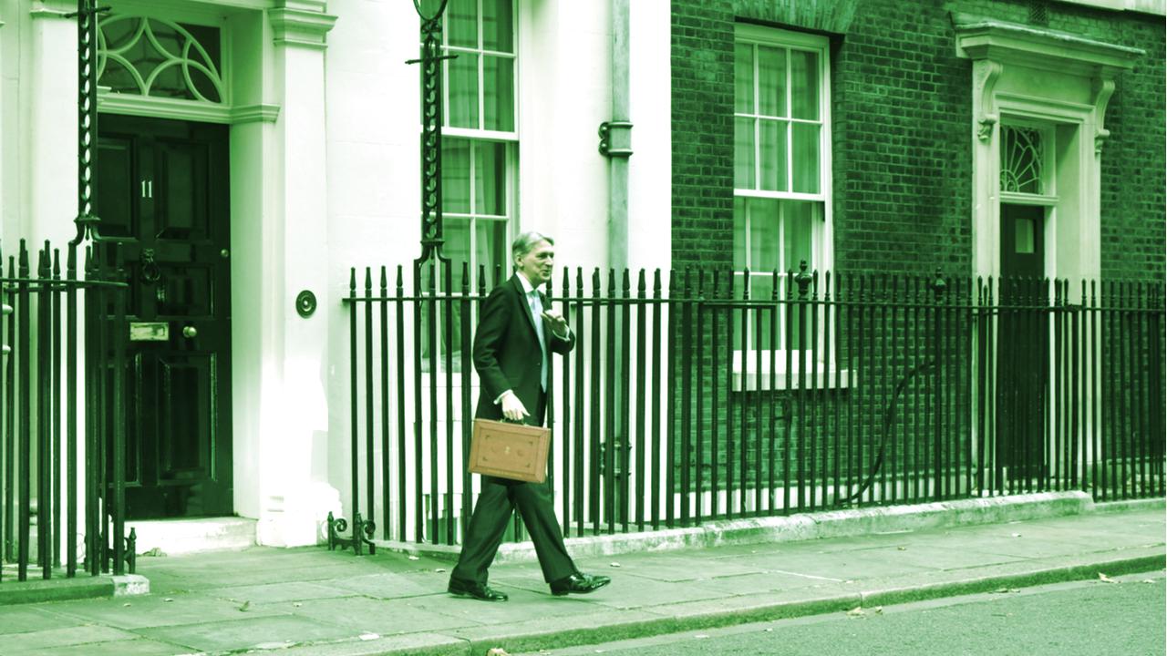 Former UK Chancellor Enters Crypto's Revolving Door, Joins Custody Firm Copper